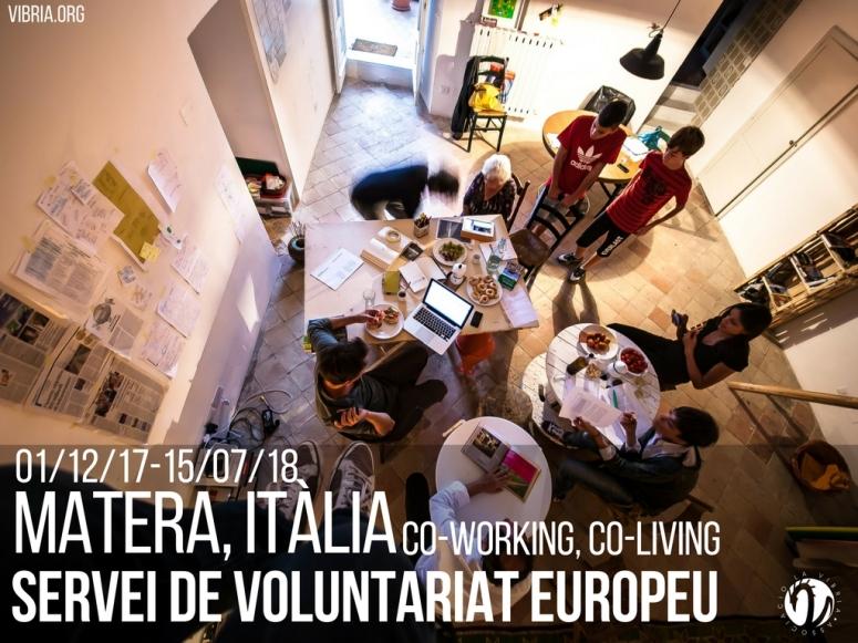coworking EVS Matera
