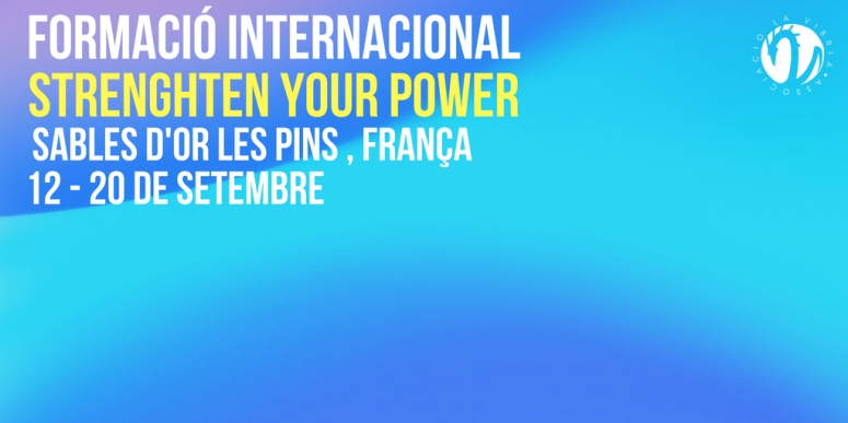Formación Strenghten your power