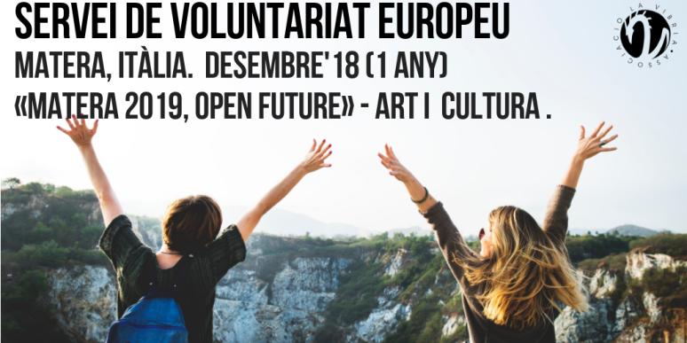 Matera 2019, Open Future