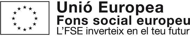 Logotipo_FSE_amb_lemaUnion_Europea_bn