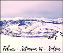 Febrer – Setmana 14- Solène