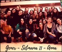 Gener – Setmana 11- Ana