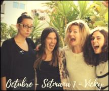 Octubre – Setmana 1 – Vicky
