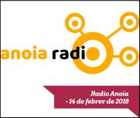 Radio Anoia - 14 de febrer de 2018