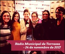 Ràdio Municipal de Terrassa - 24 de novembre de 2017