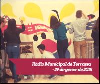 Ràdio Municipal de Terrassa - 29 de gener de 2018
