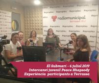 Peace Rhapsody - Radio