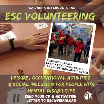 Crida Voluntaris